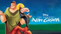 """<p>disneyplus.com</p><p><a href=""""https://go.redirectingat.com?id=74968X1596630&url=https%3A%2F%2Fwww.disneyplus.com%2Fmovies%2Fthe-emperors-new-groove%2F3jFGExhfWgxg&sref=https%3A%2F%2Fwww.redbookmag.com%2Flife%2Fg34929170%2Fbest-disney-movie1%2F"""" rel=""""nofollow noopener"""" target=""""_blank"""" data-ylk=""""slk:WATCH NOW"""" class=""""link rapid-noclick-resp"""">WATCH NOW</a></p><p>The only thing this Disney movie shares with the original Hans Christian Andersen tale is that they both feature a cocky emperor. Otherwise, the Disney version couldn't be more different. Set in Peru, the immature Emperor Kuzco (David Spade) gets turned into a llama by his advisor Yzma (Earth Kitt) after he fires her. With the help of Pacha (John Goodman), he is able to regain his throne and learns several lessons in kindness and humanity along the way. Yzma is hardly the most evil of Disney villains, but she and her minion Kronk are definitely two of the funniest.</p>"""