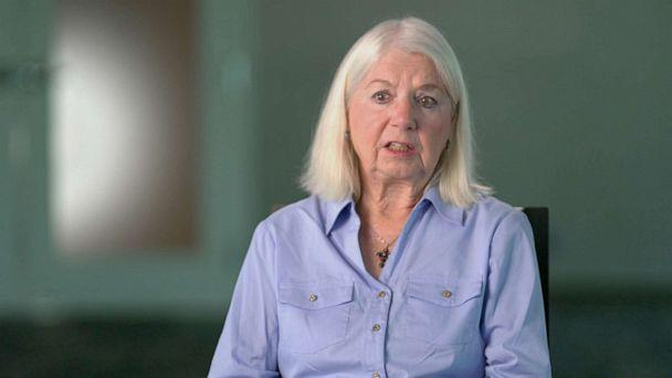 PHOTO: Ada Larson is the mother of Sonja Larson, one of five college students in Gainesville, Florida, who were killed in 1990.  (ABC News )