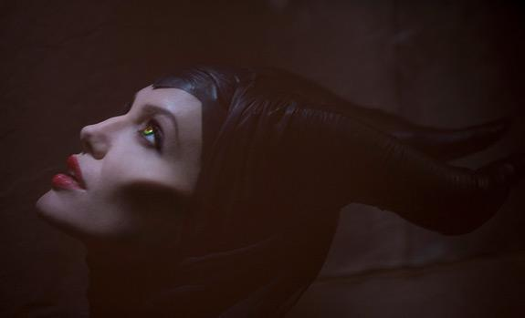 Get An Eyeful Of Angelina Jolie As 'Maleficent' As Disney Film Gets Underway