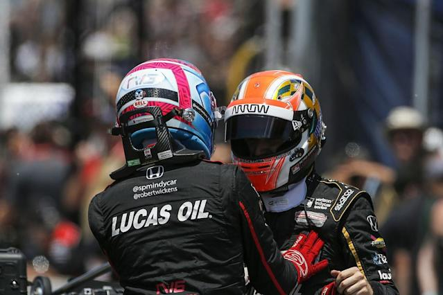 Hinchcliffe hopes new SPM hire has Wickens' style