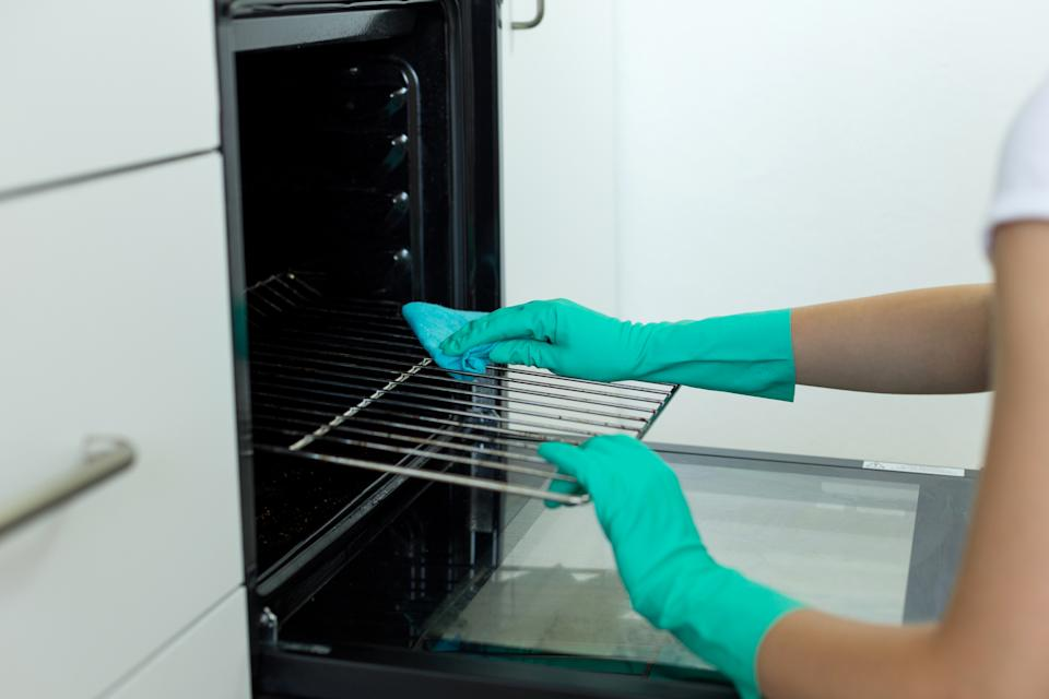 The woman's hack could save endless scrubbing. (Getty Images)