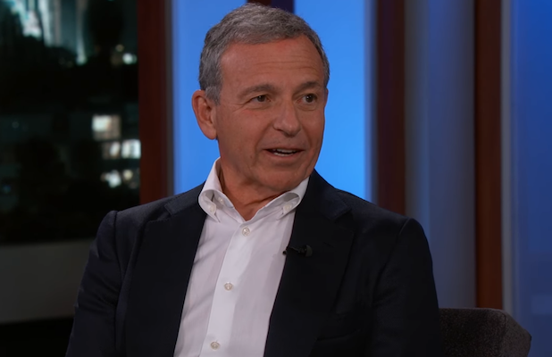 Bob Iger Explains How Tom Holland Saved Spider Man in the Marvel Sony Partnership