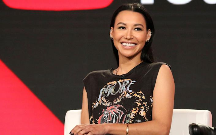 """Naya Rivera participates in the """"Step Up: High Water,"""" panel during the YouTube Television Critics Association Winter Press Tour in Pasadena, California - Invision"""