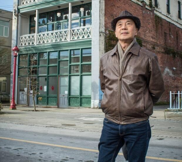 Orville Lim, the vice-president of the the Lim Sai Hor Kow Mock Benevolent Association, will be a special guest at the virtual dinner party fundraiser and will share stories about the history of the association's building and Vancouver's Chinatown.