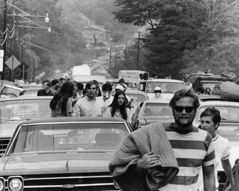 Where was Woodstock held? 5 myths about the famous festival