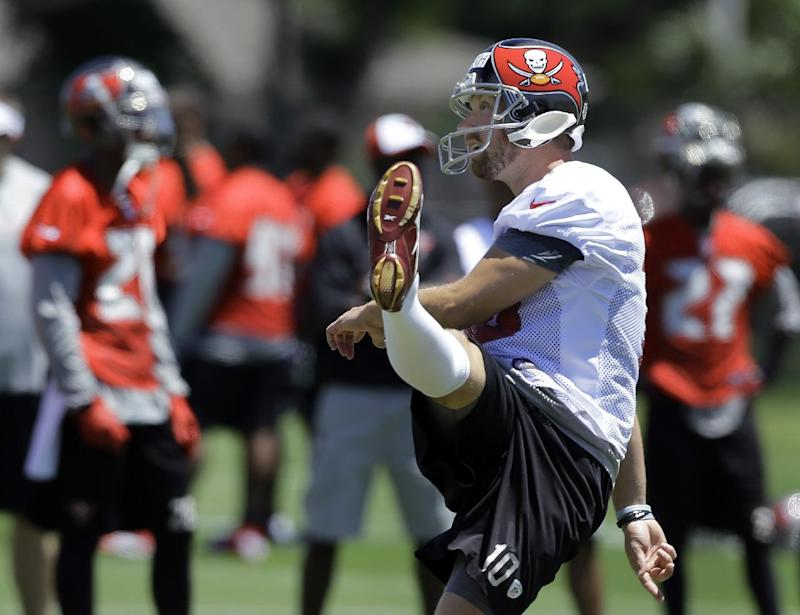 Buccaneers kicker recovered from Achilles injury