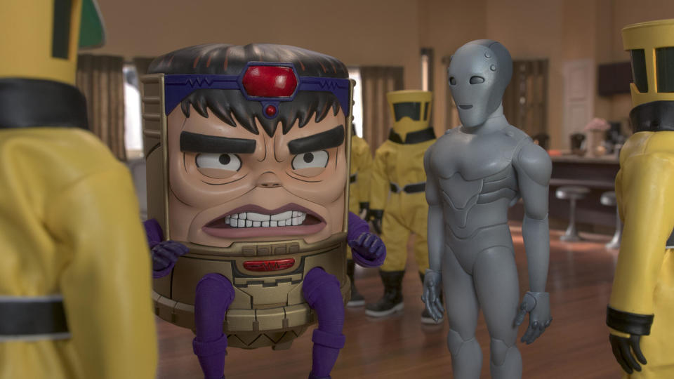 'Marvel's M.O.D.O.K.' (Credit: Disney)