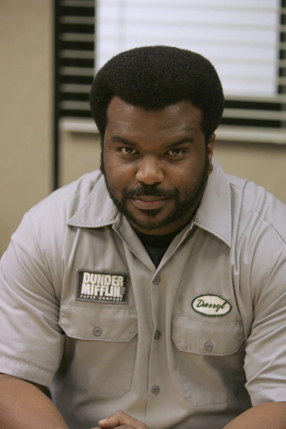 <p>Craig played Darryl Philbin, a Dunder Mifflin warehouse worker who started off slow in the show and eventually became a more prominent character. He's beloved for his silly, relaxed demeanor and the way he handles Michael's demands.</p>