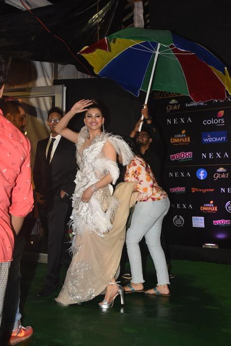 Candid moments from IIFA Awards