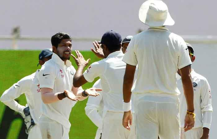 Third Test: India vs Australia, Day 1 (SCORECARD)