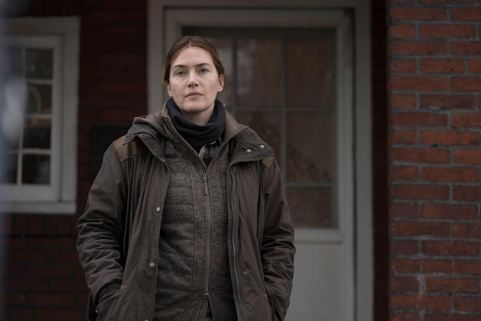 Winslet described Mare's accent as one of the hardest she's ever had to master© 2021 Home Box Office, Inc. Al