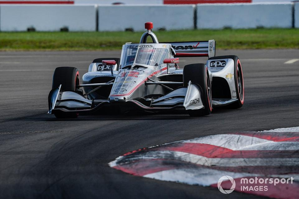 "Will Power, Team Penske Chevrolet<span class=""copyright"">Richard Dole / Motorsport Images</span>"
