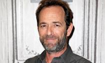 Actor Luke Perry died suddenly at the age of 52 from a stroke in March. As a young star he found fame in <em>Beverly Hills 90201</em> but became well known to a younger audience for his role as Fred Andrews in <em>Riverdale</em>. The Netflix series paid tribute to Perry during an episode which saw characters mourn Fred's offscreen death. (Photo by Dominik Bindl/Getty Images)