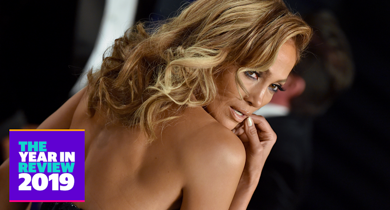 Jennifer Lopez closes out the decade with monumental social media moments. (Photo: Getty Images)