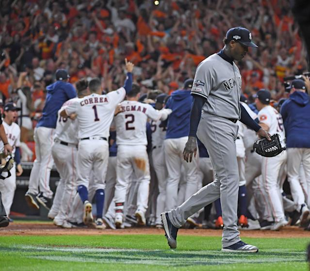 The Yankees won 103 regular-season games but ultimately failed. (Getty Images)