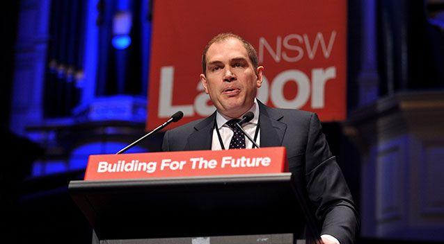 Former Labor Assistant Secretary, Jamie Clements resigned after sexual harassment allegations last year. Source: AAP