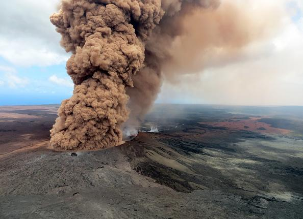 Hawaii Volcano Eruption Map Where Is Lava Forcing Residents To