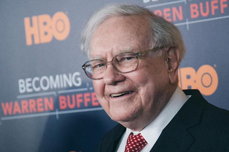 Warren Buffett, chairman and CEO of Berkshire Hathaway, has expressed his support of a single-payer health care system. (J. Kempin via Getty Images)