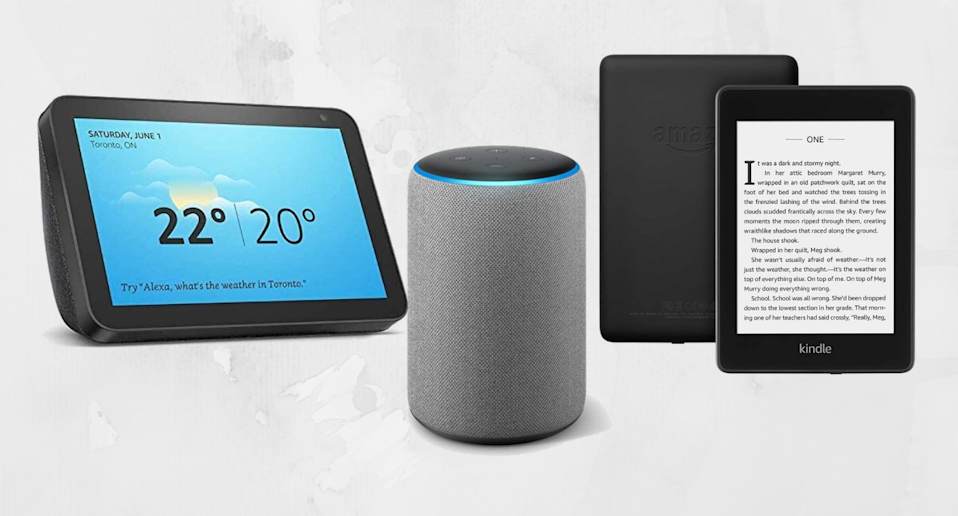 Prime Day 2020: Amazon device deals starting at just $25