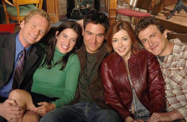 PHOTO: Neil Patrick Harris, Cobie Smulders, Josh Radnor, Alyson Hannigan and Jason Segel of the CBS Pilot ' How I Met Your Mother,' in 2005. (Cbs Photo Archive/CBS via Getty Images, FILE)