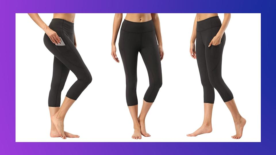 Looking for an affordable legging to wear for your workout or while you lounge at home? This might be the pair for you.