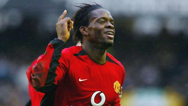 <p><strong>Opponents: </strong>Southampton, Everton</p> <br><p>A deflected free-kick on his debut against Southampton was the perfect way for Louis Saha to start his United career. In the very next game the Frenchman scored twice more as United scraped a 4-3 win against Everton after a defensive collapse in Rio Ferdinand's absence.</p>
