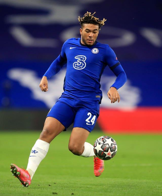 Reece James has impressed for Chelsea this season