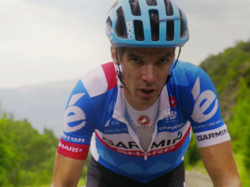 David Millar in 'Time Trial': Cycling Films