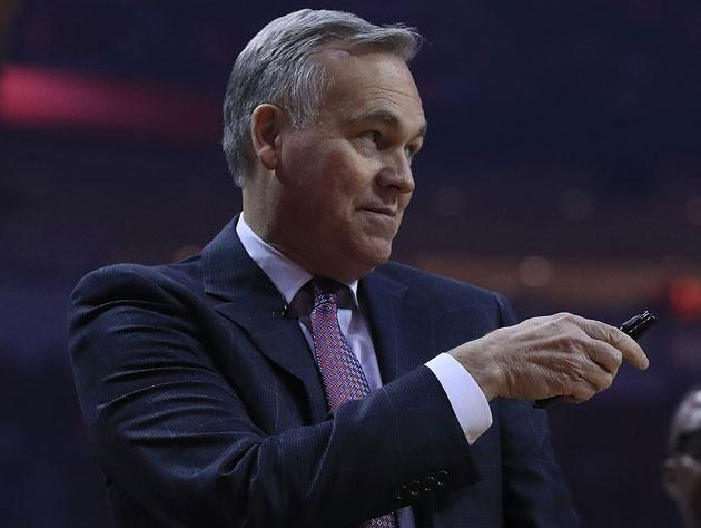Mike D'Antoni. (Getty Images)