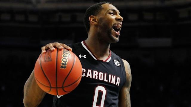 Follow along live as South Carolina and Florida vie for supremacy in their Elite Eight showdown.