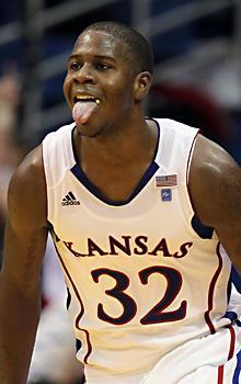 Josh Selby's first game at Kansas could not have gone much better