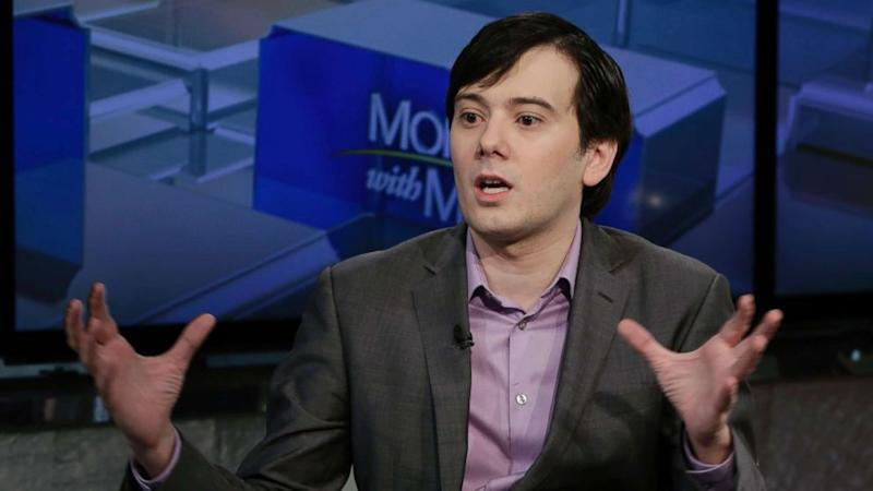 'Pharma bro' issues apology letter for alleged threat against Hillary Clinton