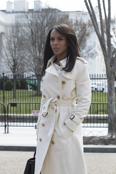 Scandal's final episode aired last night and it implied that Olivia Pope, played by Kerry Washington, just might have become President of the United States.