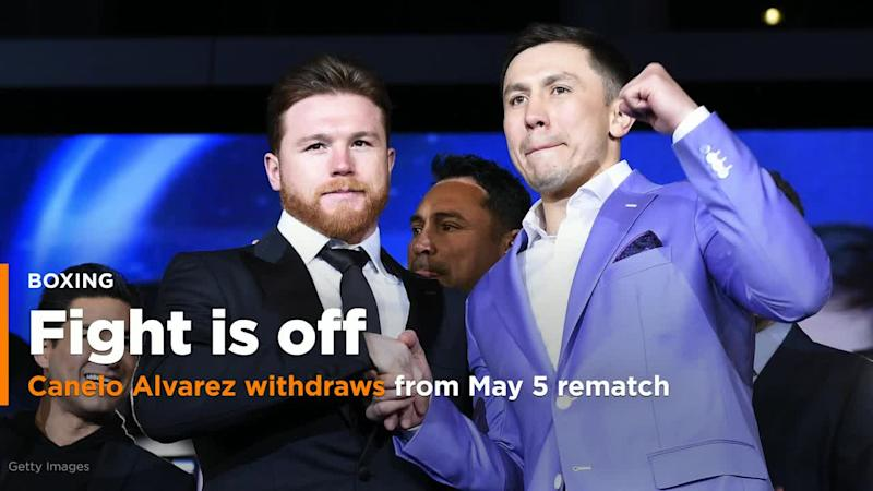 Canelo Álvarez Receives Six-Month Ban For Positive Test