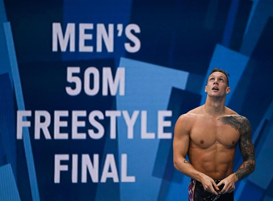 """<p>Dressel talked about what made Team USA """"so unique"""" during a press conference, noting that it was really the """"stupid little moments"""" of bonding like grabbing a meal together.</p>"""
