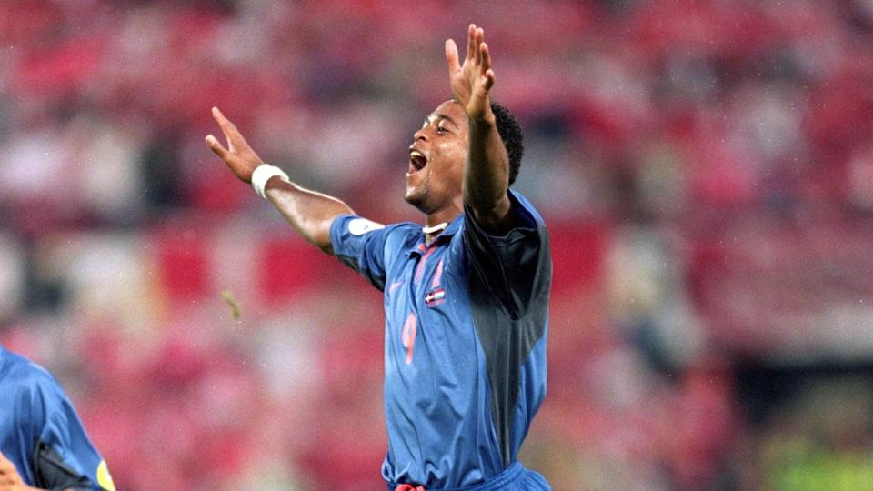 Patrick Kluivert   Gary M. Prior/Getty Images