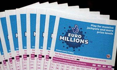 EuroMillions: UK Winner Scoops £101m