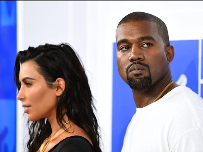 Kim Kardashian West and Kanye West have been married since 2014.