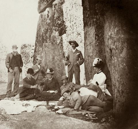 A photo from the 19th century - Credit: Hulton Archive