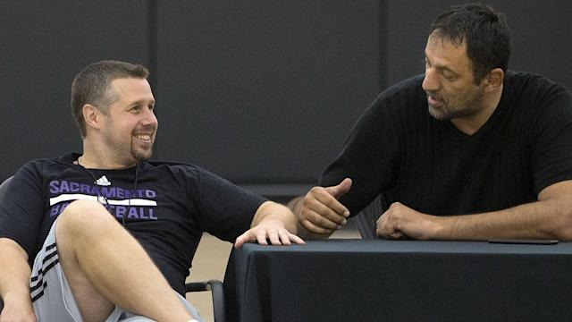 Vlade Divac ready to make major moves as Kings enter all important offseason.