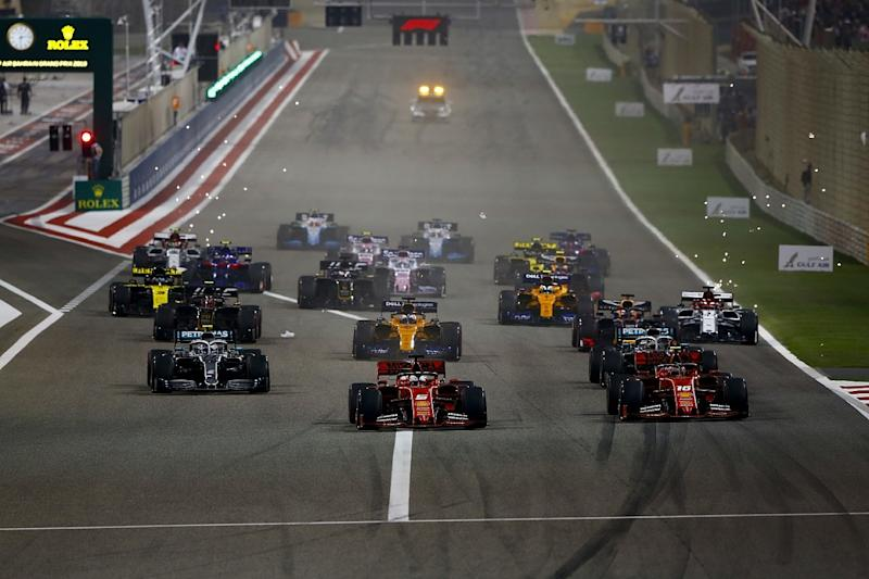 Feel the thrill of the Grand Prix in Bahrain