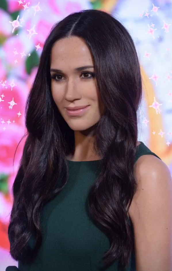 The public will soon get to visit Markle's waxwork in London. (Photo: Madame Tussauds London via Instagram Stories)