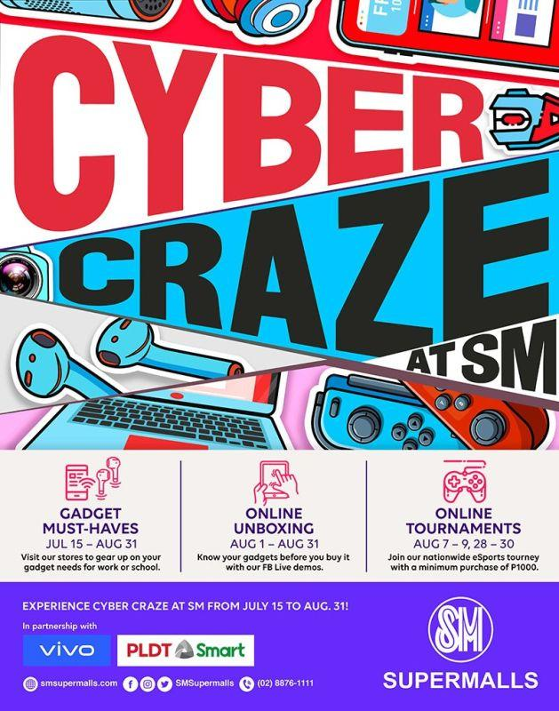Cyberzone offers home tech needs for #SMCybermonth2020