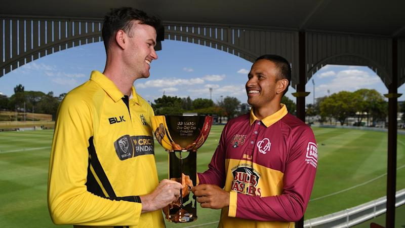 CRICKET MARSH CUP CAPTAINS CALL