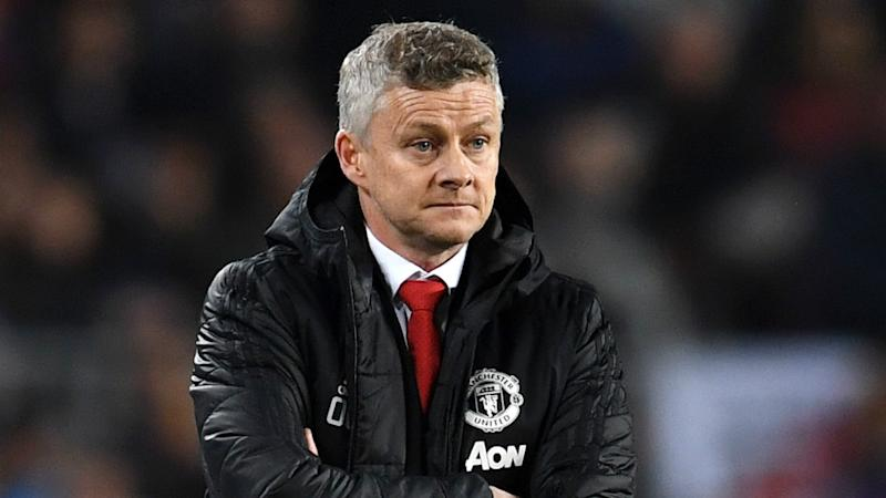 Solskjaer admits Manchester United 'haven't been good enough' to challenge for Champions League place