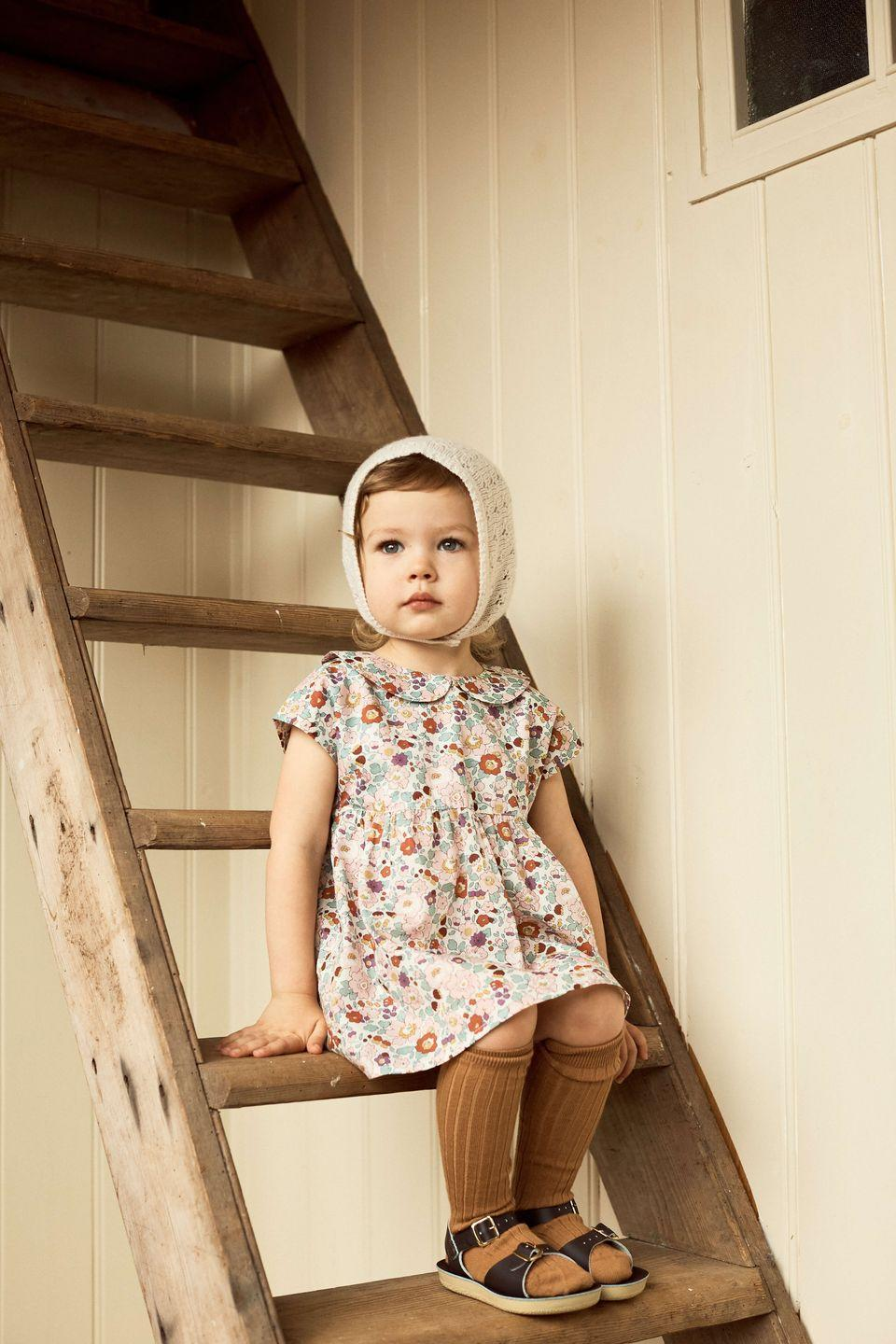 """<p>Frills, florals and the finest cashmere, this luxury British label has all the ingredients the British royals love when it comes to dressing their children. No wonder <a href=""""https://www.harpersbazaar.com/uk/culture/culture-news/news/a37048/new-pictures-of-princess-charlotte-for-her-first-birthday-duchess-of-cambridge/"""" rel=""""nofollow noopener"""" target=""""_blank"""" data-ylk=""""slk:Princess Charlotte was spotted in one of their cardigans"""" class=""""link rapid-noclick-resp"""">Princess Charlotte was spotted in one of their cardigans</a> for her first birthday photo. </p><a class=""""link rapid-noclick-resp"""" href=""""https://www.olivierbaby.com/"""" rel=""""nofollow noopener"""" target=""""_blank"""" data-ylk=""""slk:SHOP NOW"""">SHOP NOW</a>"""