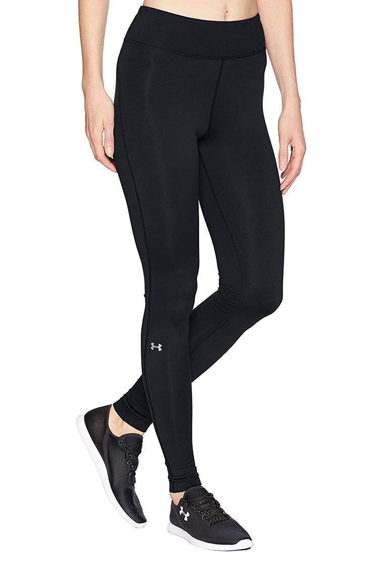 """<p><strong>UnderArmour</strong></p><p>amazon.com</p><p><strong>49.99</strong></p><p><a href=""""https://www.amazon.com/dp/B018HS7YN2?tag=syn-yahoo-20&ascsubtag=%5Bartid%7C2089.g.596%5Bsrc%7Cyahoo-us"""" rel=""""nofollow noopener"""" target=""""_blank"""" data-ylk=""""slk:Shop Now"""" class=""""link rapid-noclick-resp"""">Shop Now</a></p><p><strong>Warmth rating:</strong> 🔥</p><p>When it comes to value, these UnderArmour leggings can't be beat. They're highly functional for indoor and outdoor workouts, and the quality is right on par with the more expensive pairs. </p><p>They're snug on your legs while you're running, but not so much that your legs feel hot or uncomfortable. They would also make a great second layer for freezing-weather outdoor activities. </p><p>Tester <a href=""""https://www.bestproducts.com/author/15314/mara-santilli/"""" rel=""""nofollow noopener"""" target=""""_blank"""" data-ylk=""""slk:Mara Santilli"""" class=""""link rapid-noclick-resp"""">Mara Santilli</a> tested these leggings out on a chilly rainy day, and she found that they kept her legs warm the entire time she was outside. """"They're not actually made with a thick fleece, but a lining that hugs your legs and doesn't let heat out or water in,"""" she says. </p>"""