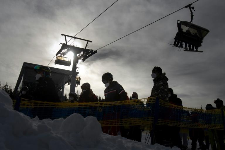 In contrast to other ski destinations like France which took a harder line, Austria did allow its lifts to reopen for locals on Christmas Eve