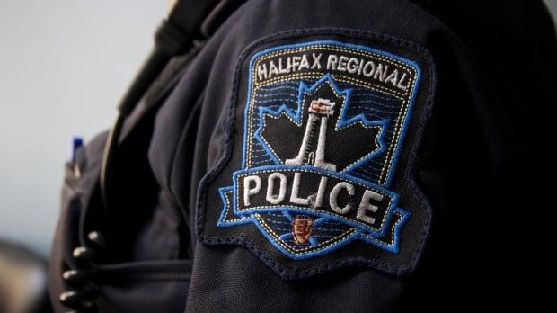 Halifax Regional Police say the man forced his way into an apartment and assaultedthe resident with bear spray before fleeing on foot in a unknown direction.  (Robert Short/CBC - image credit)