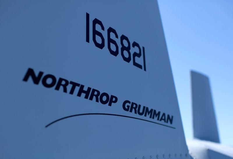 FILE PHOTO: A UAV helicopter build by Northrop Gruman is on deck aboard the soon to be commissioned littoral combat ship USS Coronado during a media tour in Coronado